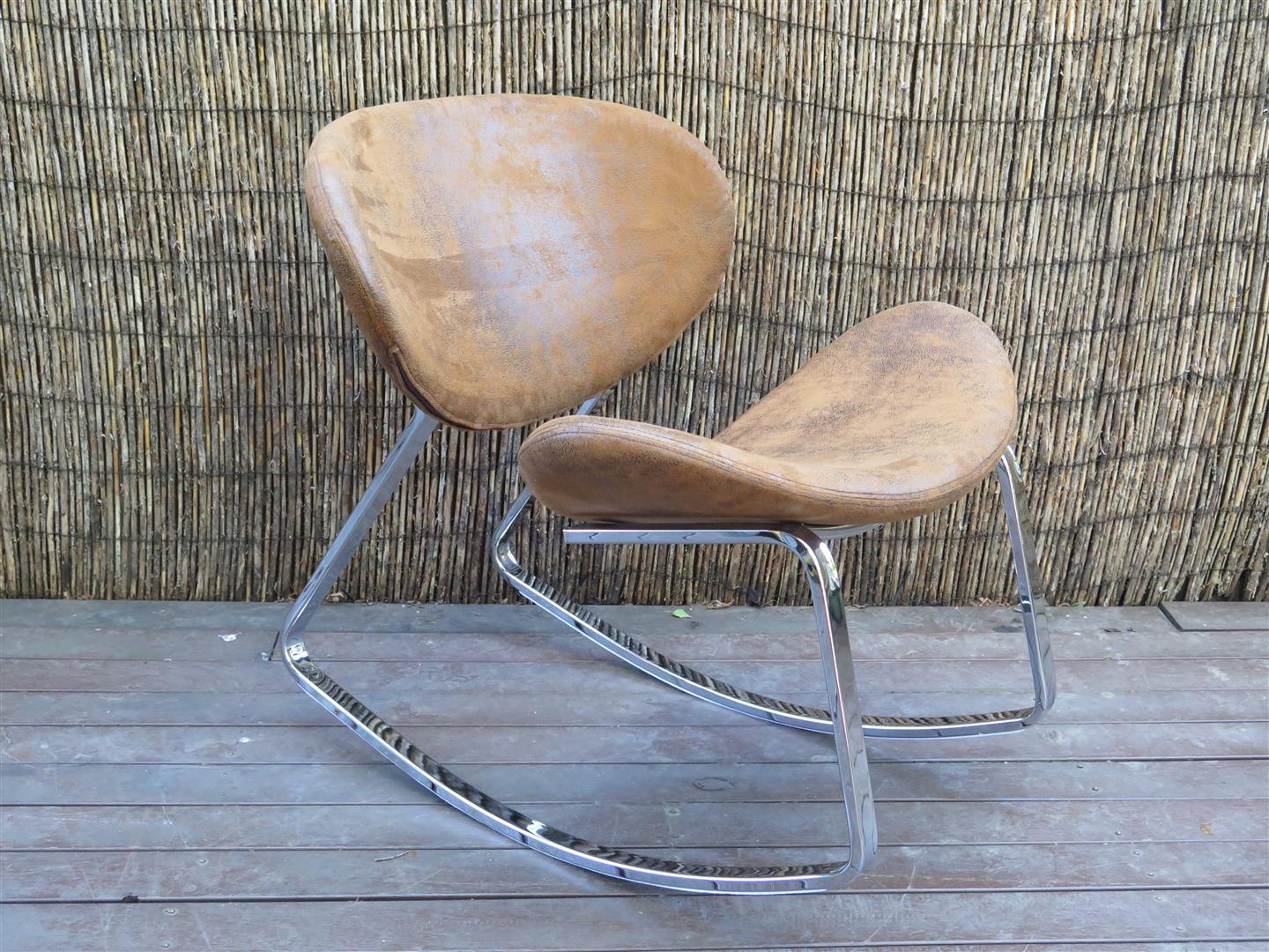 Wonderful image of modern lowline rocking chair machine age esavian chairs by james with #80654B color and 1440x1080 pixels